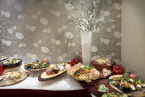 Christmas party | Restaurant Senso | Radisson Blu Hotel Olümpia