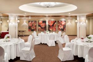 Zeta Banquet Hall | Restaurant Senso | Radisson Blu Hotel Olümpia